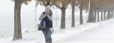 Украину на несколько дней захватит зимняя непогода, а затем придет потепление
