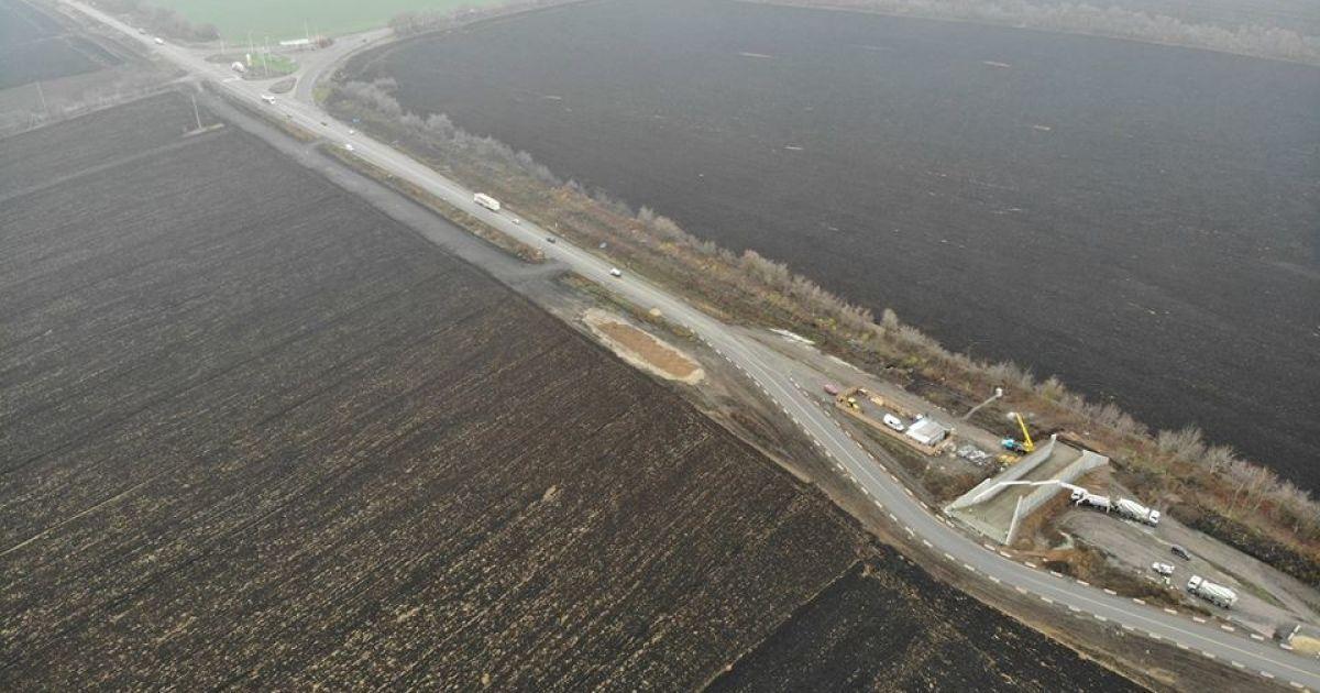 @ Служба автомобильных дорог в Полтавской области