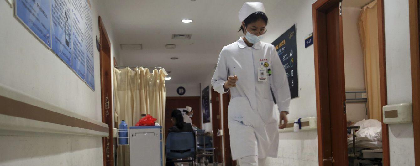У Китаї підтвердили новий випадок чуми