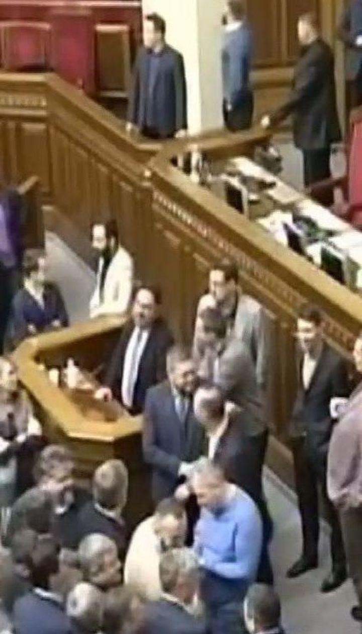 Верховная Рада рассматривает законопроекты о рынке земли