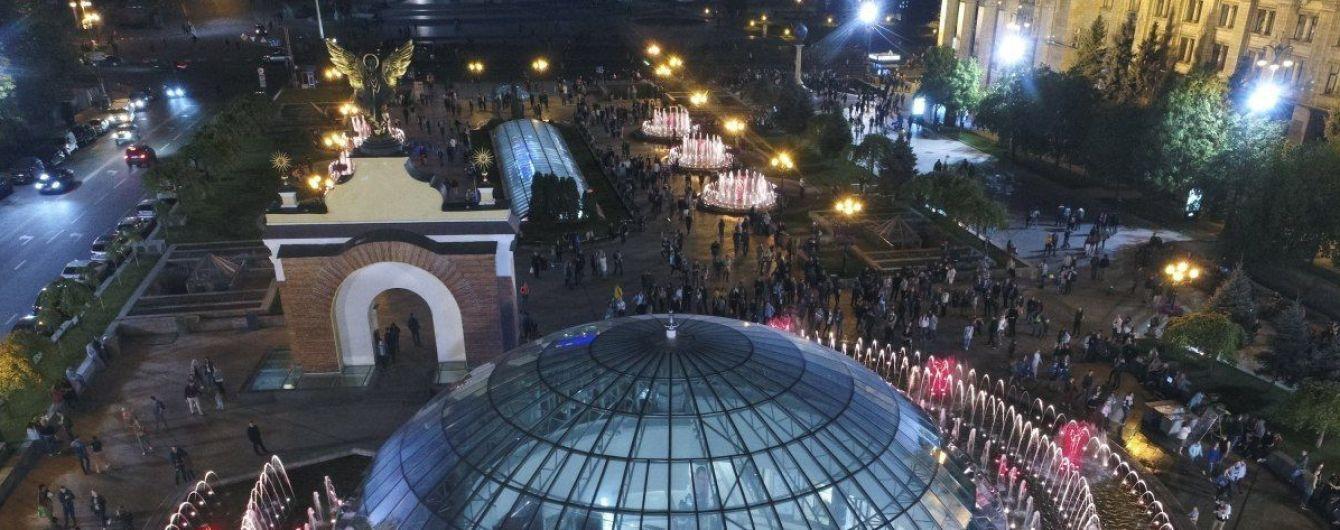 В Киеве зафиксировали самую теплую в истории наблюдений ночь