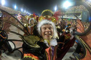 Дмитрий Комаров станцует на карнавале в Рио-де-Жанейро