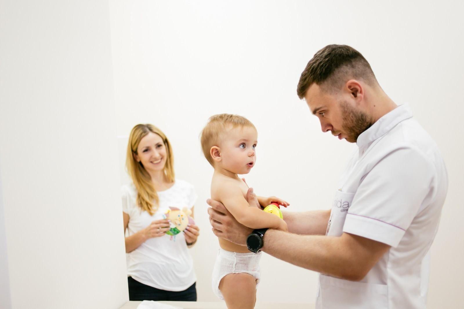 Валентин Рогозинський і малюк, для блогів