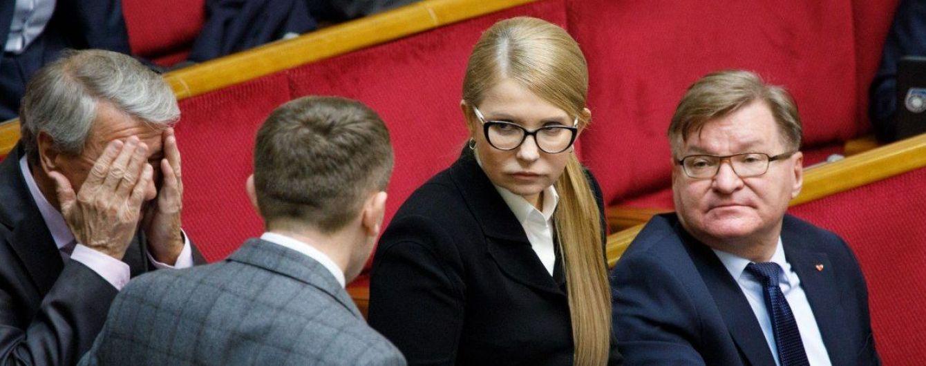 """""""Батькивщина"""" объявила о переходе в оппозицию к власти"""