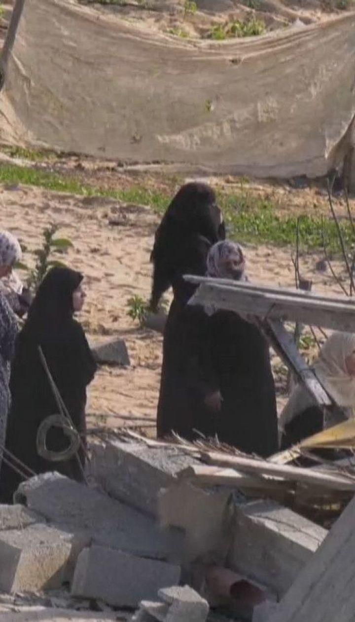 Загострення військового конфлікту: Ізраїль завдає потужних ударів по Сектору Гази