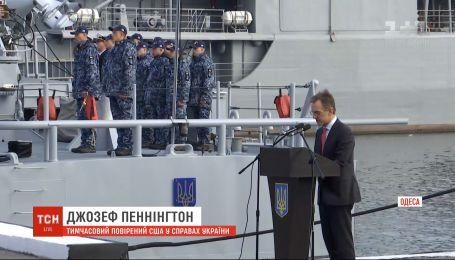 Санкции США против РФ будут действовать, пока она не оставит Донбасс и не вернет Украине Крым