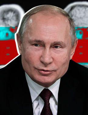 Новый русский человек — Homo putinikus