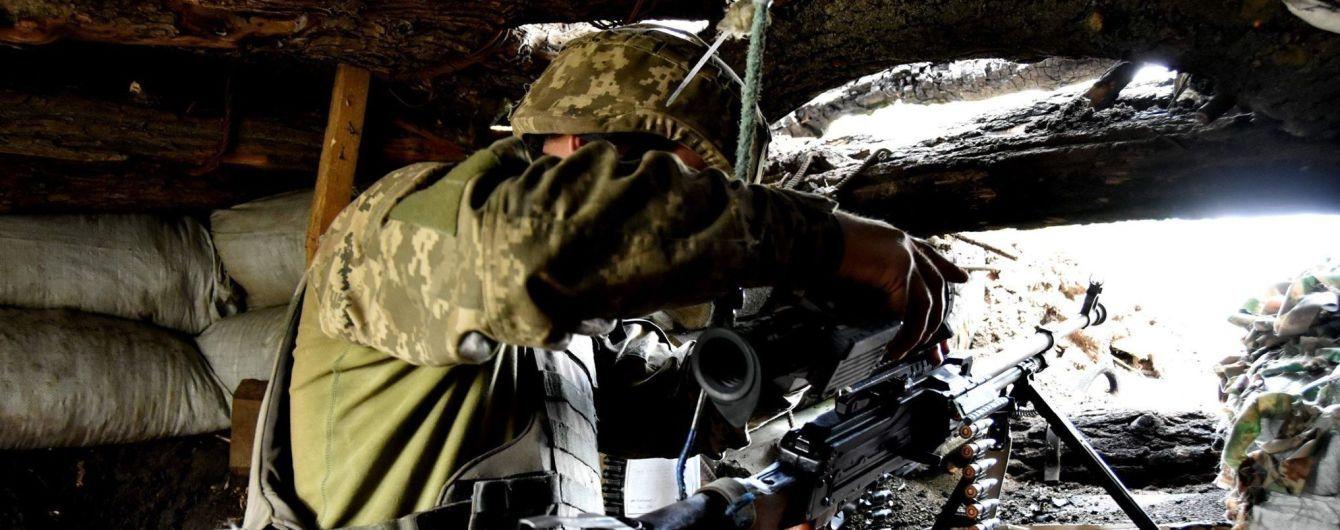 Середа минула без втрат серед українських бійців на передовій. Ситуація на Донбасі