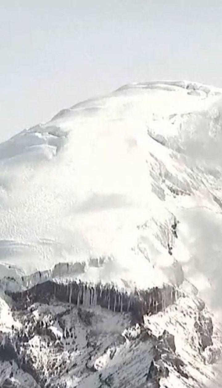 Последствия глобального потепления: огромные ледники в Эквадоре стремительно тают