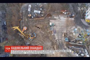 В Киеве вплотную к Александровской больнице планируют возвести 35-этажку: архитекторы предупреждают об опасности
