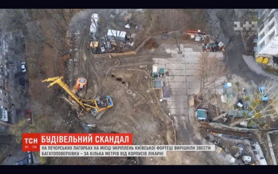 У Києві впритул до Олександрівської лікарні планують звести 35-поверхівку: архітектори попереджають про небезпеку