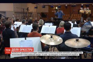 Государственный академический эстрадно-симфонический оркестр сетует на нехватку финансирования