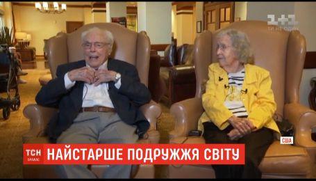 Самые старшие супруги мира в США: на двоих паре - 211 лет