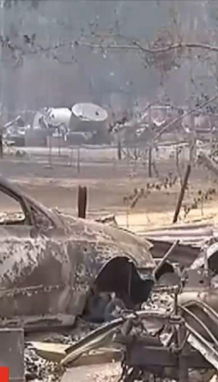 В Австралии возросло число погибших во время катастрофических лесных пожаров