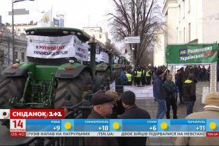 Почему митингующие против законопроекта о продаже украинских сельхозземель
