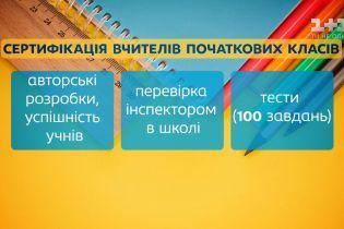 Чому українські вчителі виступають проти введення обов'язкової сертифікації