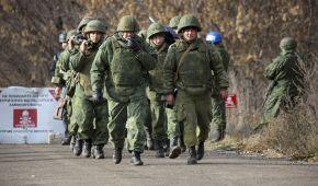 Бойовики стягнули танки на окуповану територію Луганської області