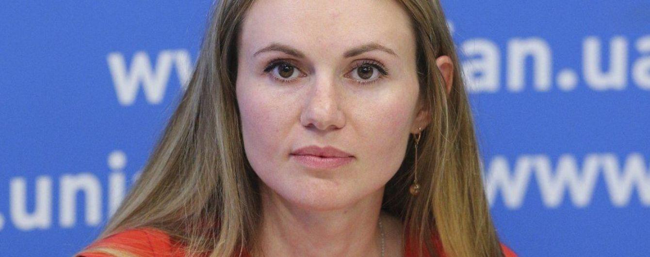 """Нардеп от """"Слуги народа"""" заявила о задержании мужа из-за ее отказа голосовать по """"указу"""" фракции"""