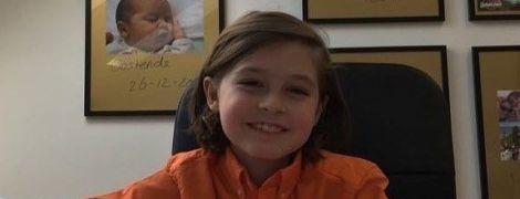 Дев'ятирічний вундеркінд з Нідерландів стане наймолодшим випускником університету в світі