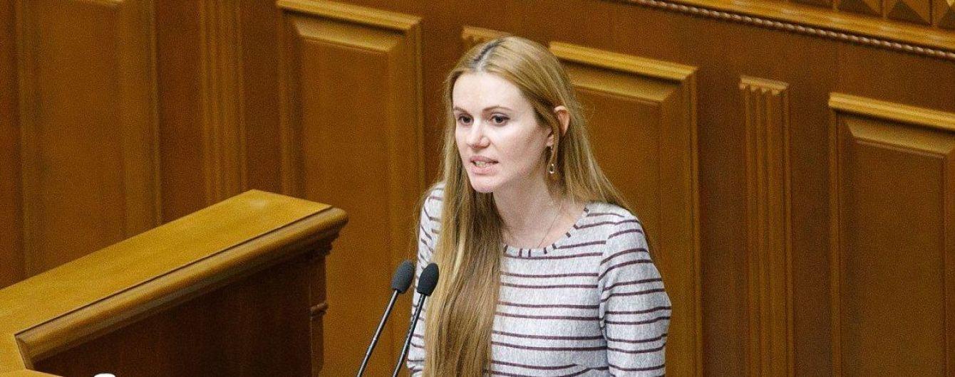У немовляти депутатки Скороход підтвердили коронавірус: жінку і дитину шпиталізували