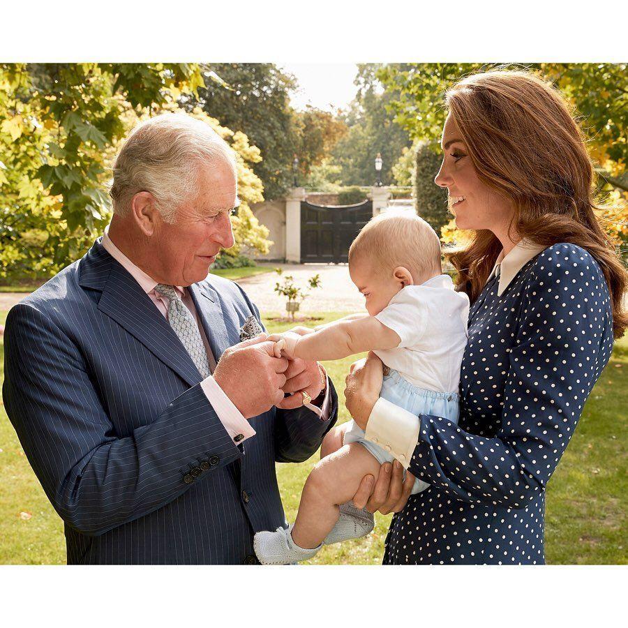 Принц Чарльз та Кейт