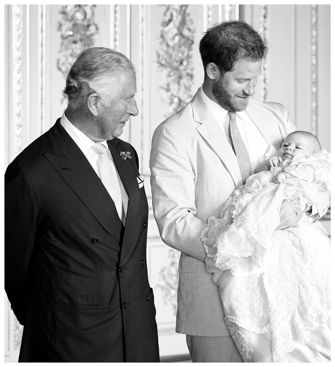 Принц Чарльз та Меган
