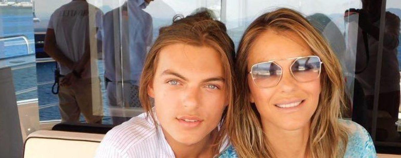 Самым сексуальным звездным наследником назван 17-летний сын популярной актрисы