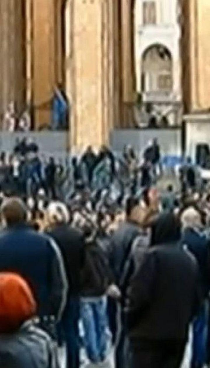 У Грузії спалахнули протести після провалу виборчих змін