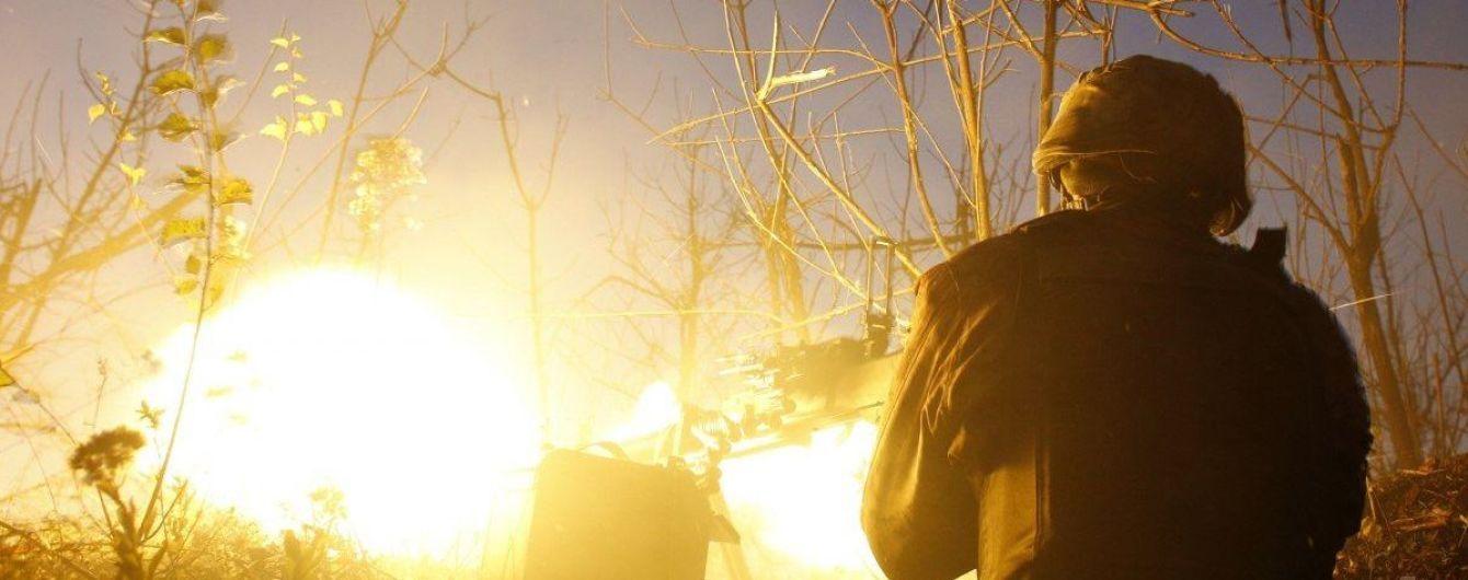 Вблизи Авдеевки из-за обстрелов оккупантов сгорел двухэтажный дом