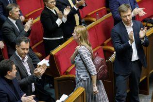 Скандал в пропрезидентской фракции: за что слугу-мятежницу Скороход хотят выгнать из партии и кто стал на ее поддержку