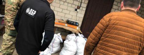 ГБР изъяло янтаря почти на 6 миллионов гривен. К добыче могут быть причастны правоохранители