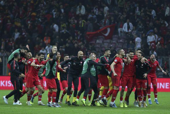 Збірна Туреччини