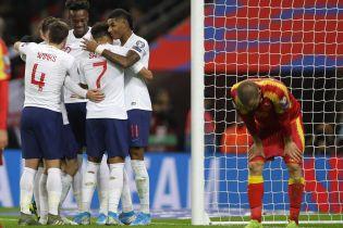 Англия поиздевалась над Черногорией и оформила выход на Евро-2020