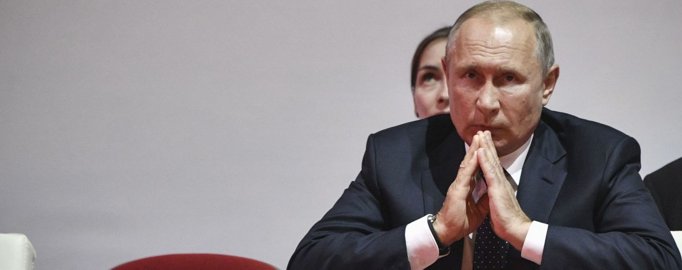 Путін заявив, що існує ризик припинення транзиту газу через Україну