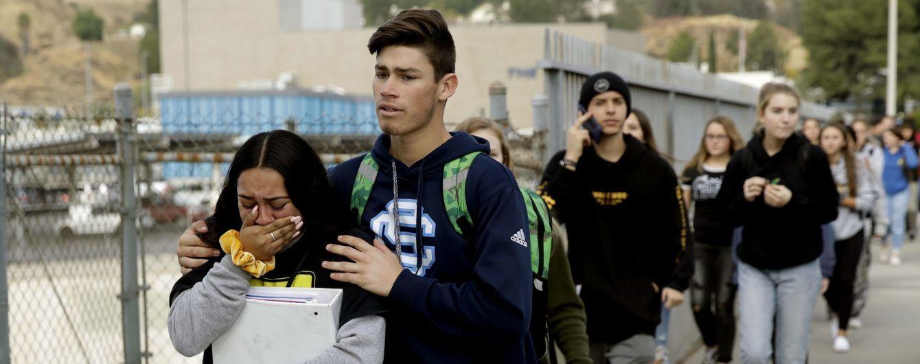Стрілянина у школі у Каліфорнії: загинули двоє учнів, нападник влаштував розправу у свій день народження