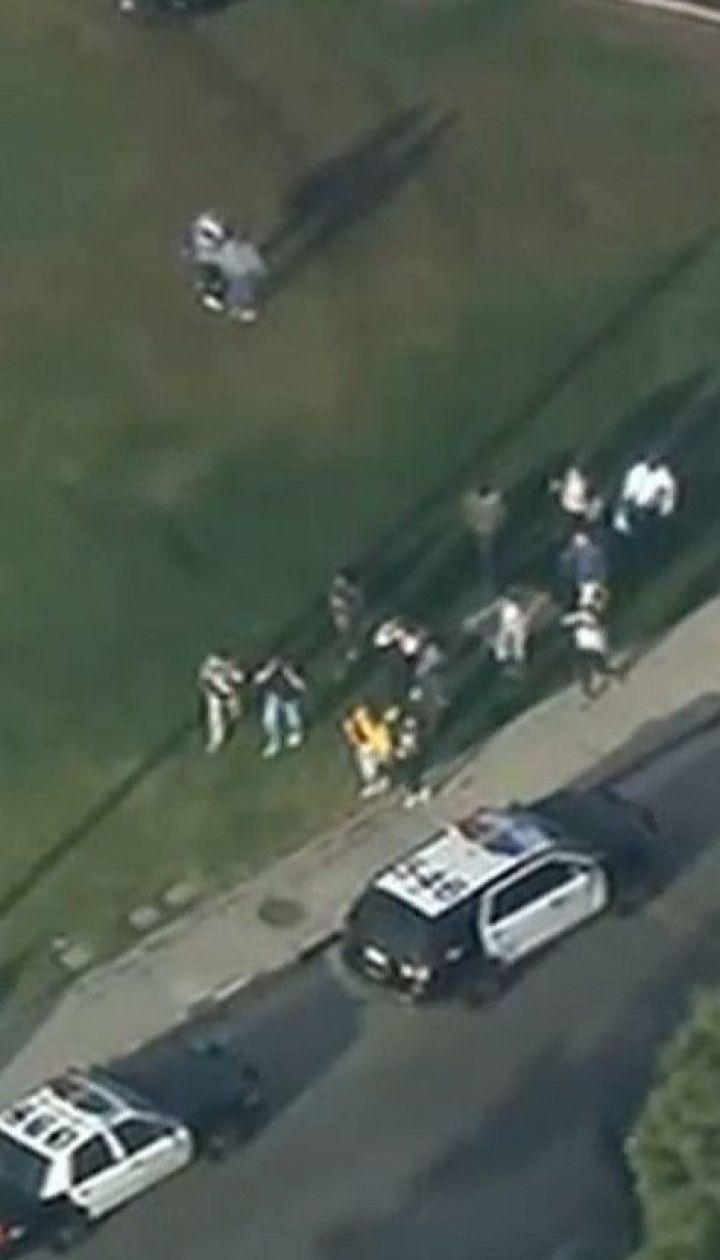 16-річний американець відкрив стрілянину в школі Каліфорнії: 2 підлітки загинули