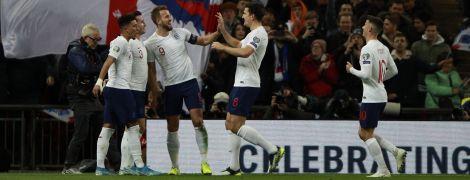 Сборная Англии в юбилейном матче повторила невероятное достижение 1988 года
