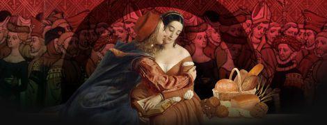 Мастурбация хлебом и рейтинг греховных поз: каким был секс в Средневековье