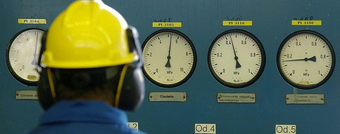 Росія прокачала в січні українською ГТС менше половини сплаченого газу