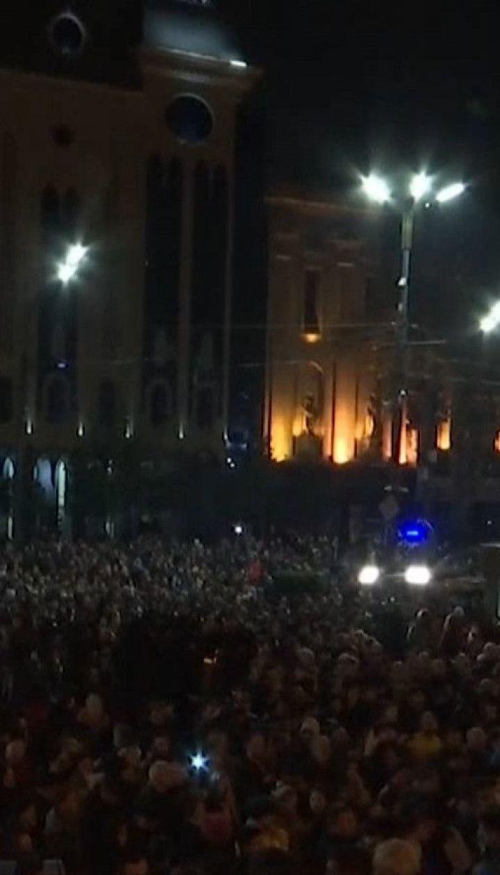 17 листопада у Грузії відбудеться масштабна акція протесту – влада стягує спецпризначенців
