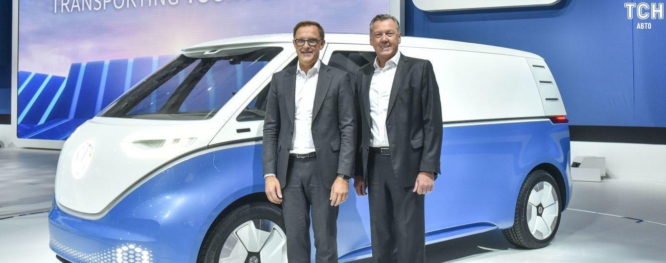 Volkswagen выпустит на дороги Катара беспилотники ID Buzz