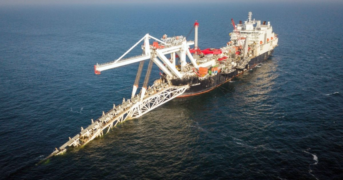"""Норвежская компания, которая должна сертифицировать """"Северный поток-2"""", покинула проект из-за угрозы санкций"""
