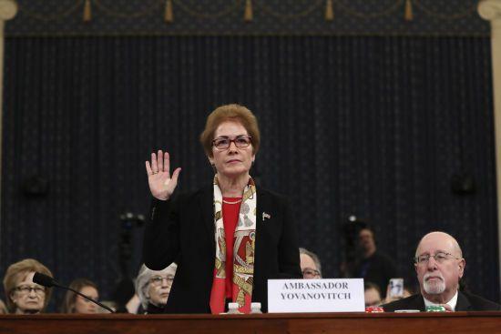 У Держдепі пообіцяли перевірити можливе стеження за ексамбасадоркою США в Україні Йованович