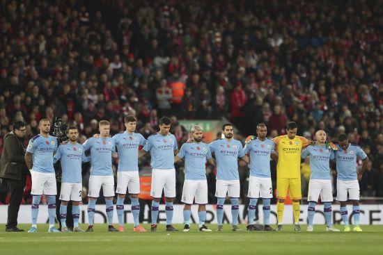 """Спортивний арбітражний суд відхилив апеляцію """"Манчестер Сіті"""" у справі про фінансовий фейр-плей"""