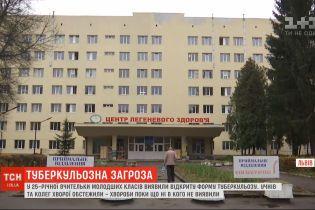 У вчительки молодших класів у Львові виявили відкриту форму туберкульозу