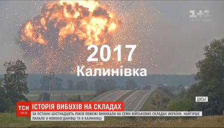 Взрывная история украинских арсеналов: почему, несмотря на ликвидацию последствий, взрывы раздаются до сих пор