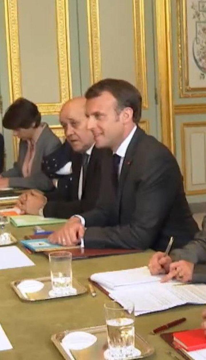 В АП назвали предварительную дату встречи лидеров Украины, Франции, Германии и России