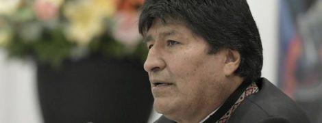 Моралес вважає себе легітимним президентом і планує повернення до влади в Болівії