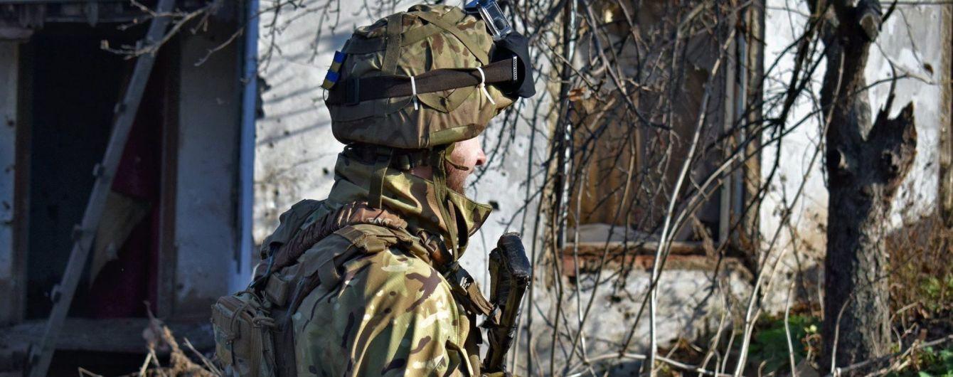 Бои вблизи Золотого. В ООС сообщают о потерях среди украинских военных