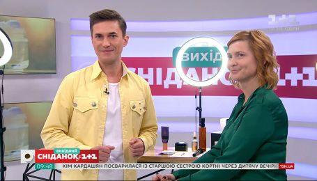 Підготовка шкіри для макіяжу – візажист Ігор Ігнатенко